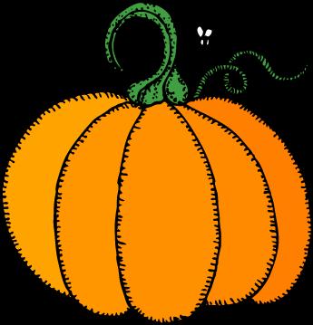345x359 Fall Clipart Halloween