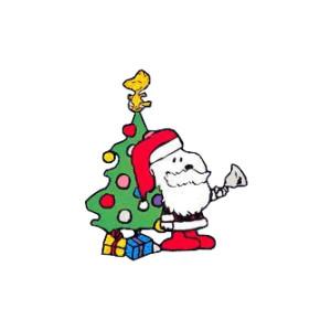 300x300 Peanuts Christmas Cliparts