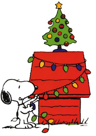 331x466 Snoopy Christmas Clip Art Free Clipart
