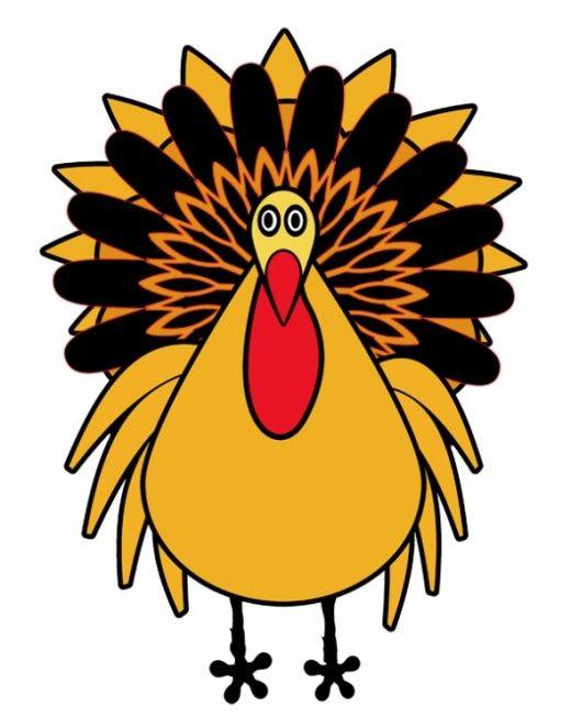 520x652 Thanksgiving Clipart Art