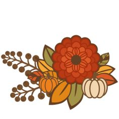 236x236 Thanksgiving Clipart Autumn