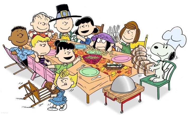 720x438 51 Best Peanuts Thanksgiving Images On Charlie Brown