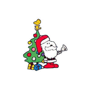 300x300 Charlie Brown And Snoopy Christmas Clipart