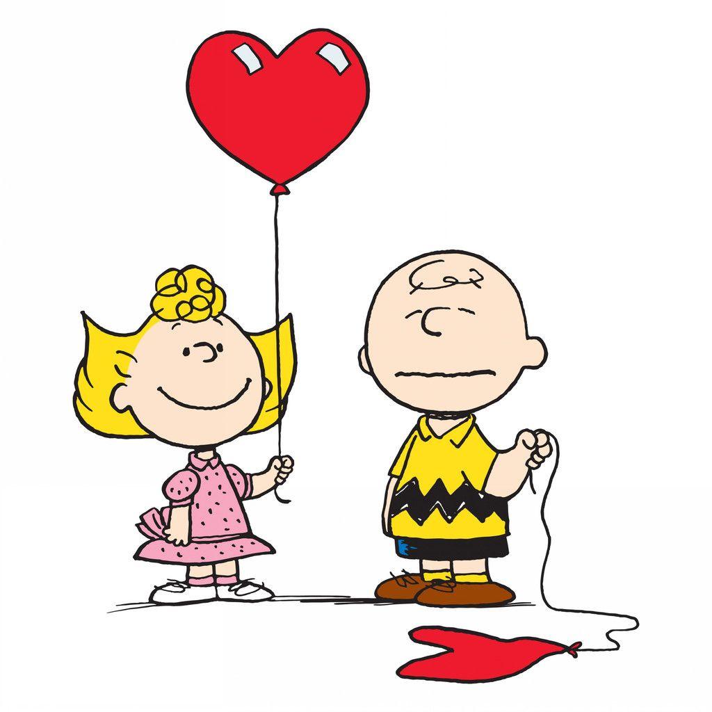 1024x1024 Sally Heart Balloon Snoopy Heart Balloons, Sally