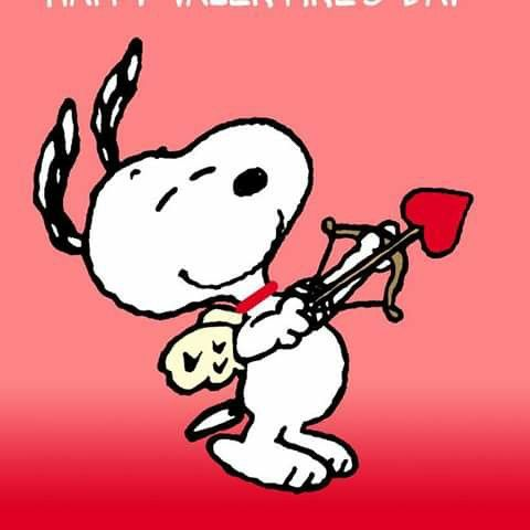 480x480 San Valentin Snoopy! ) Snoopy And Charlie Brown