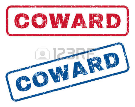 450x356 Chase Clipart Coward