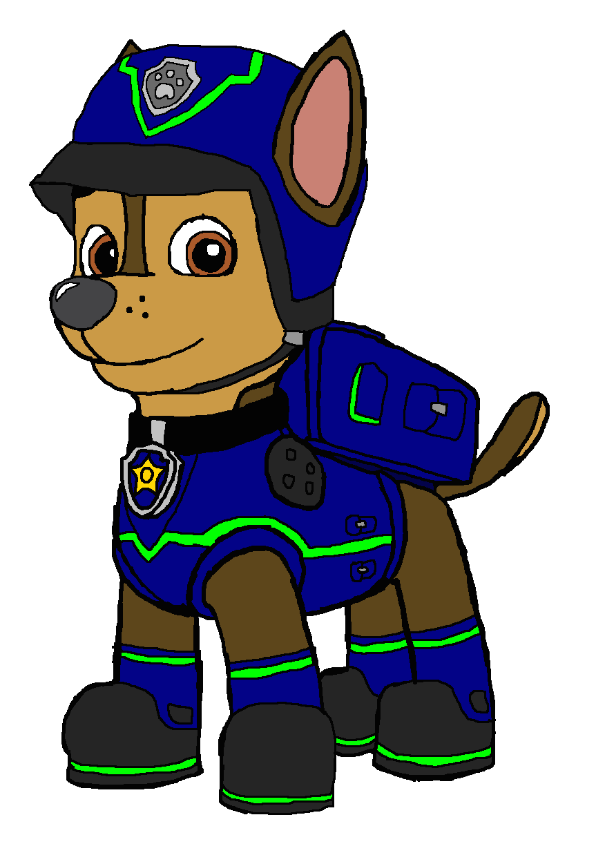 863x1222 Super Spy Paw Patrol Chase Clipart Clipart Queques