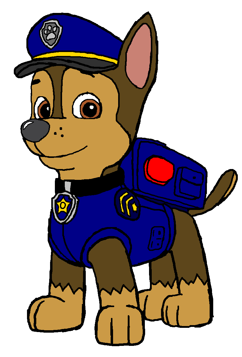 chase paw patrol clipart at getdrawings com free for personal use