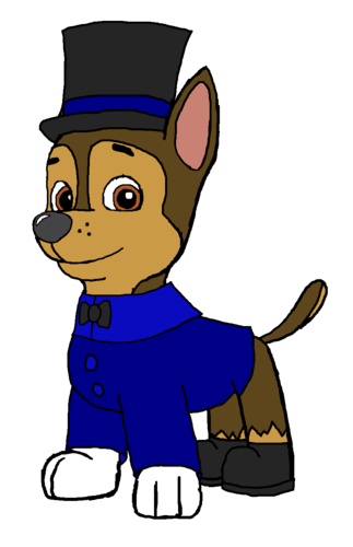 323x500 Chase (Paw Patrol) Images Chase