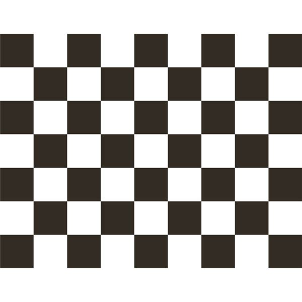 600x600 Collection Of Checkered Finish Line Clipart High Quality