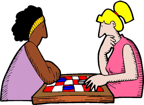 611x447 Image Of Board Game Clipart