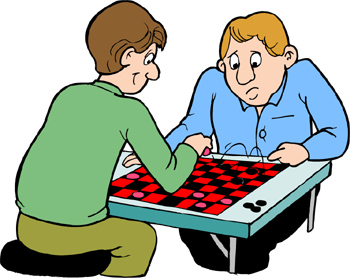 350x278 Why Play Checkers