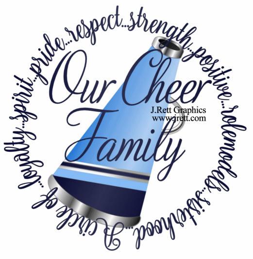 521x534 Navy Cheer Clip Art, More Colors, Navy Light Blue Cheerleader