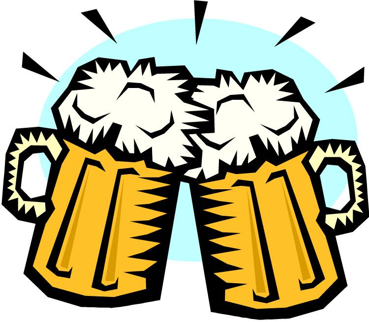 750x655 Beer Cheers Clipart