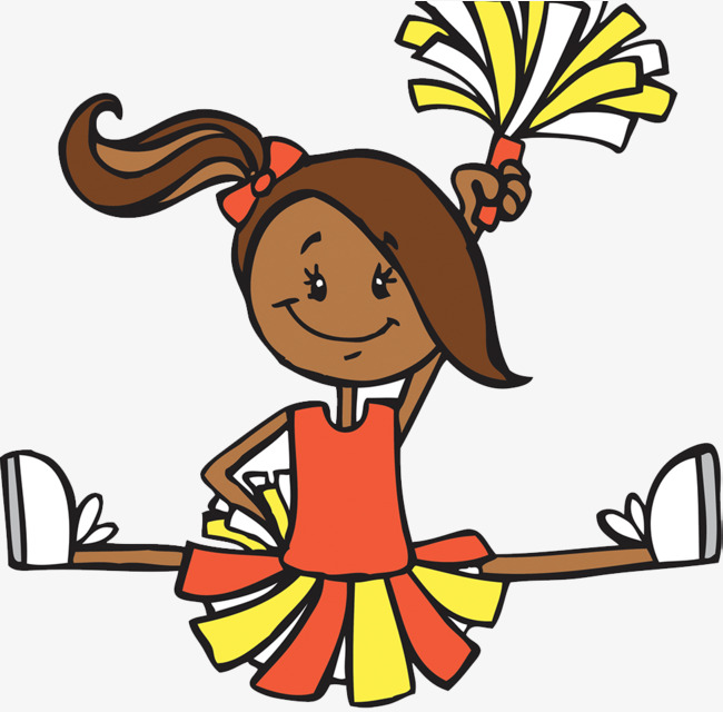 650x640 Cheerleading Cartoon Images Group