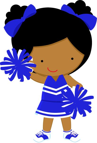 Cheerleading Stunt Clipart