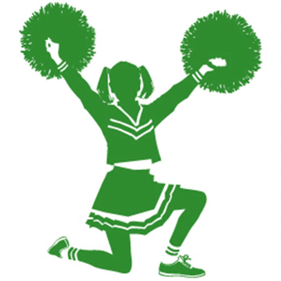 900x900 Cheerleading Tampa Catholic High School Stunt Clip Art
