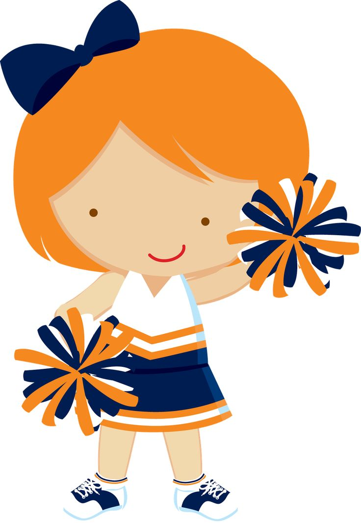 736x1065 Little Cheerleading Cliparts Free Collection Download And Share