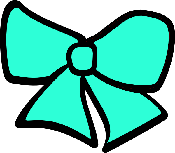 600x524 Bows Clipart Group