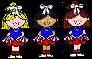 320x208 Cheerleading Clip Free Download Clip Art