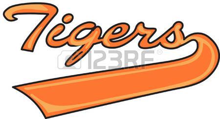 450x244 Tigres Clipart Cheerleading