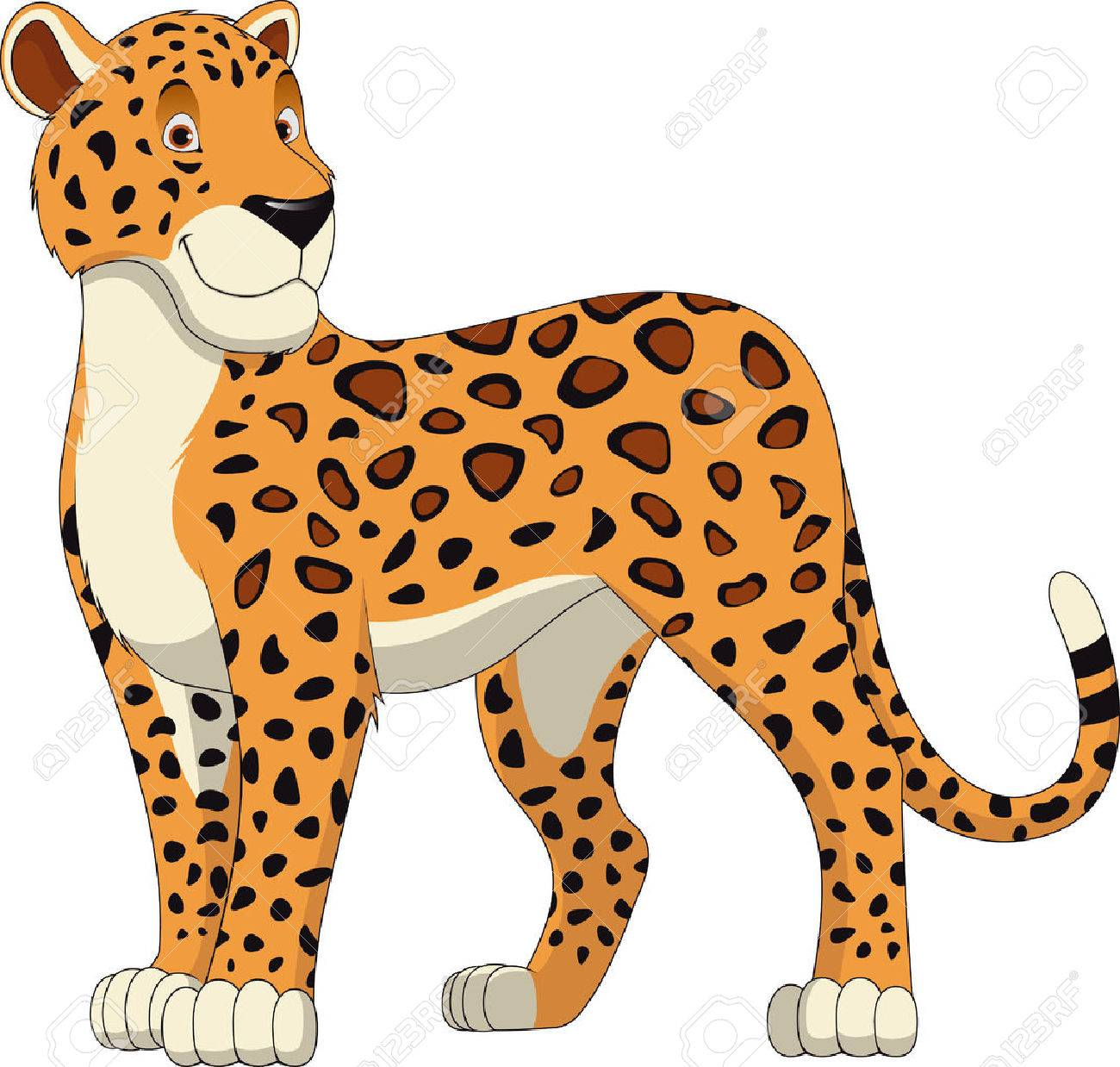 1300x1238 Collection Of Cheetah Clipart High Quality, Free Cliparts