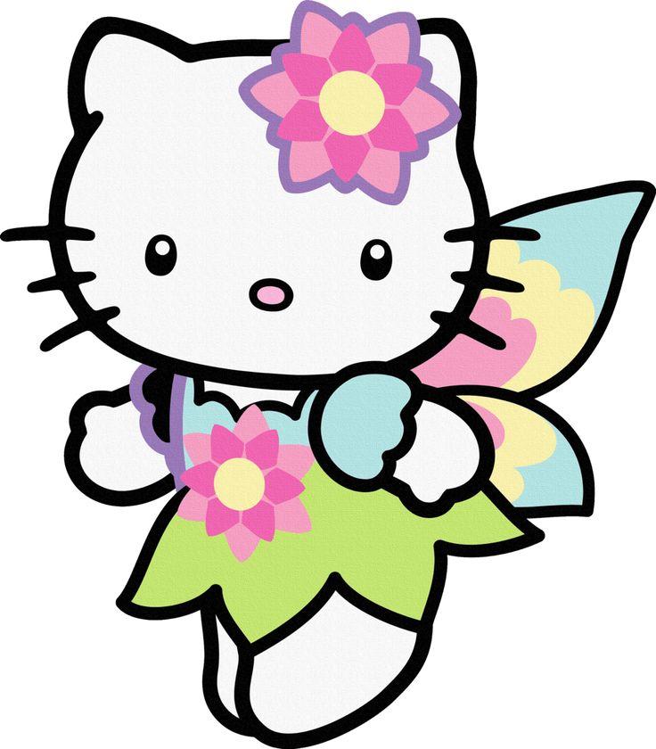 736x840 Hello Kitty Cheetah Clipart