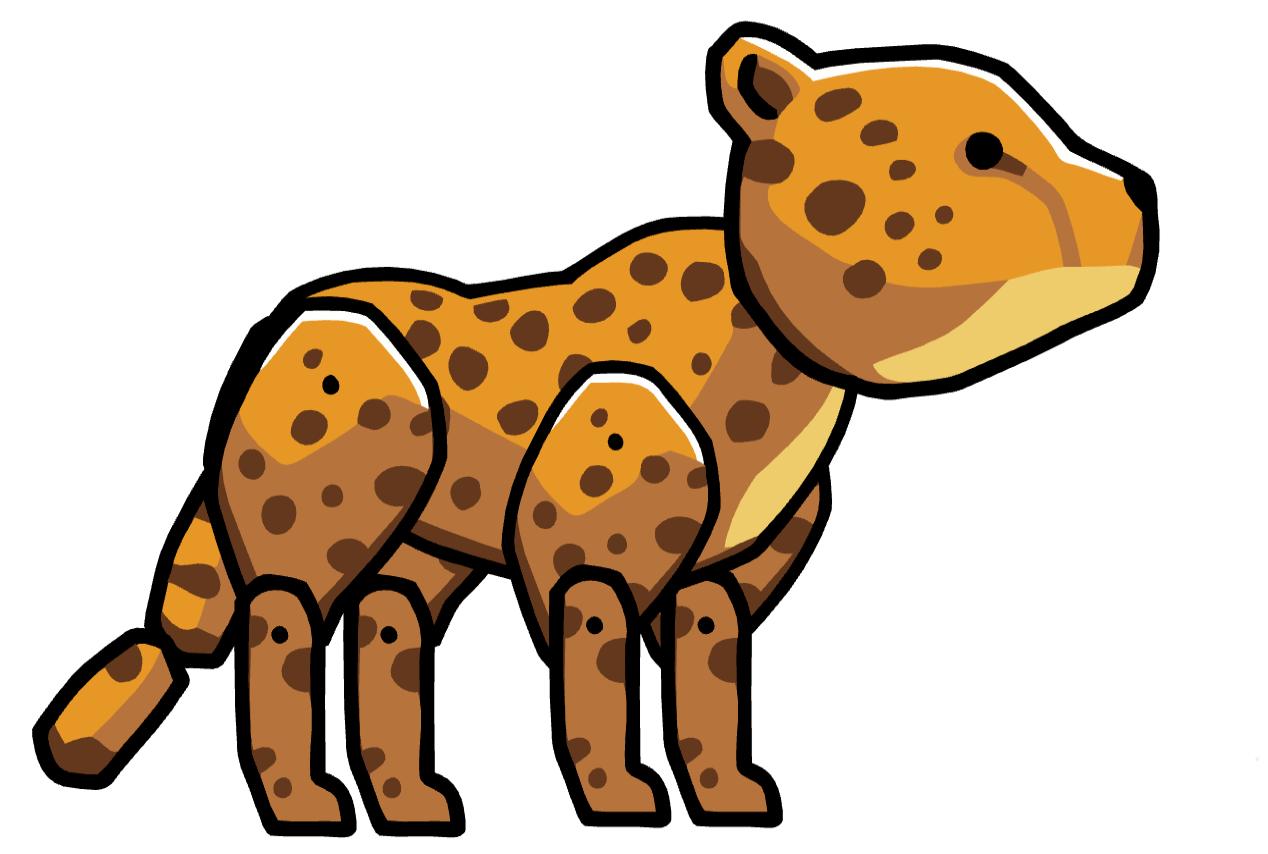 1268x854 Cheetah Scribblenauts Wiki Fandom Powered By Wikia