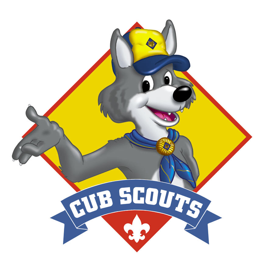 900x900 Cub Scout Wolf Clipart