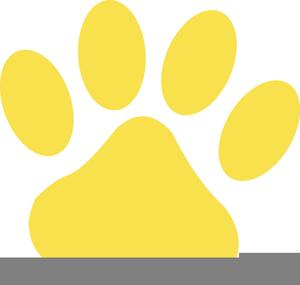 300x285 Clipart Cheetah Paw Print Free Images