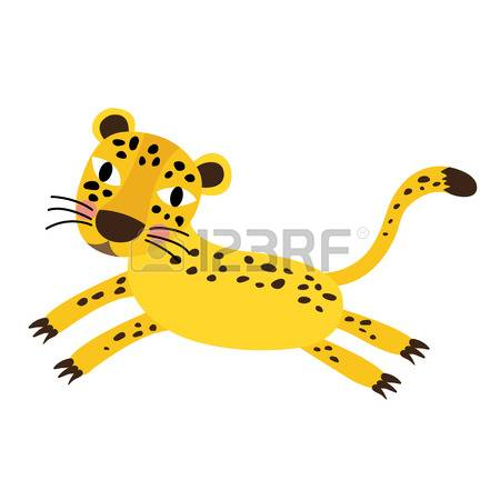 450x450 Cheetah Moving Cliparts Free Download Clip Art