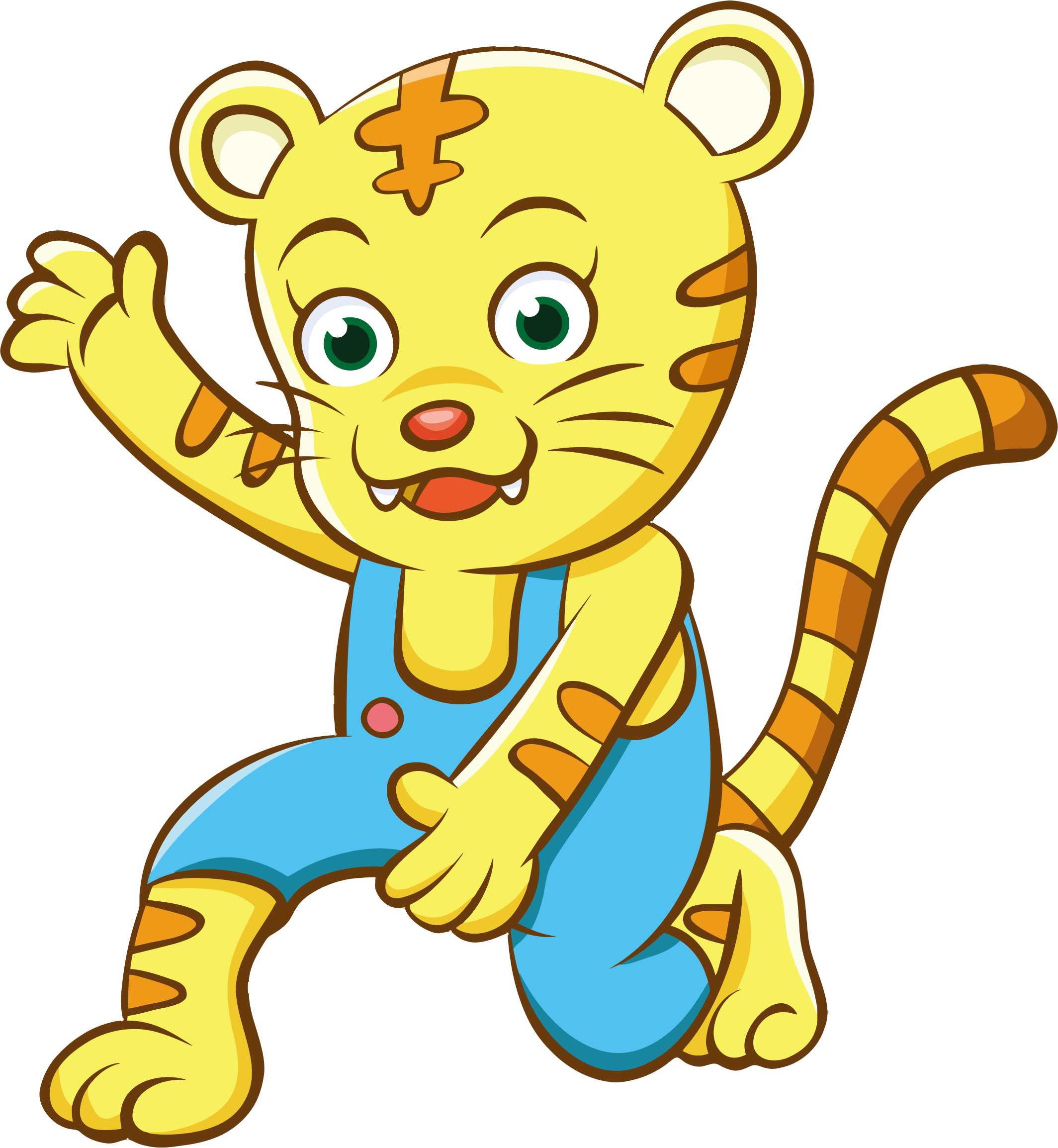 2128x2308 Clipart Cartoon Cheetah Clipartandscrap