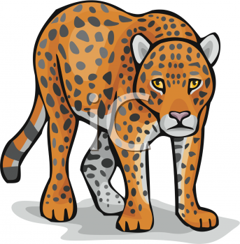 343x350 Best Of Cheetah Clip Art