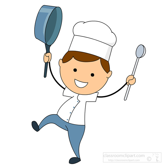 548x550 Search Results For Chef Clipart