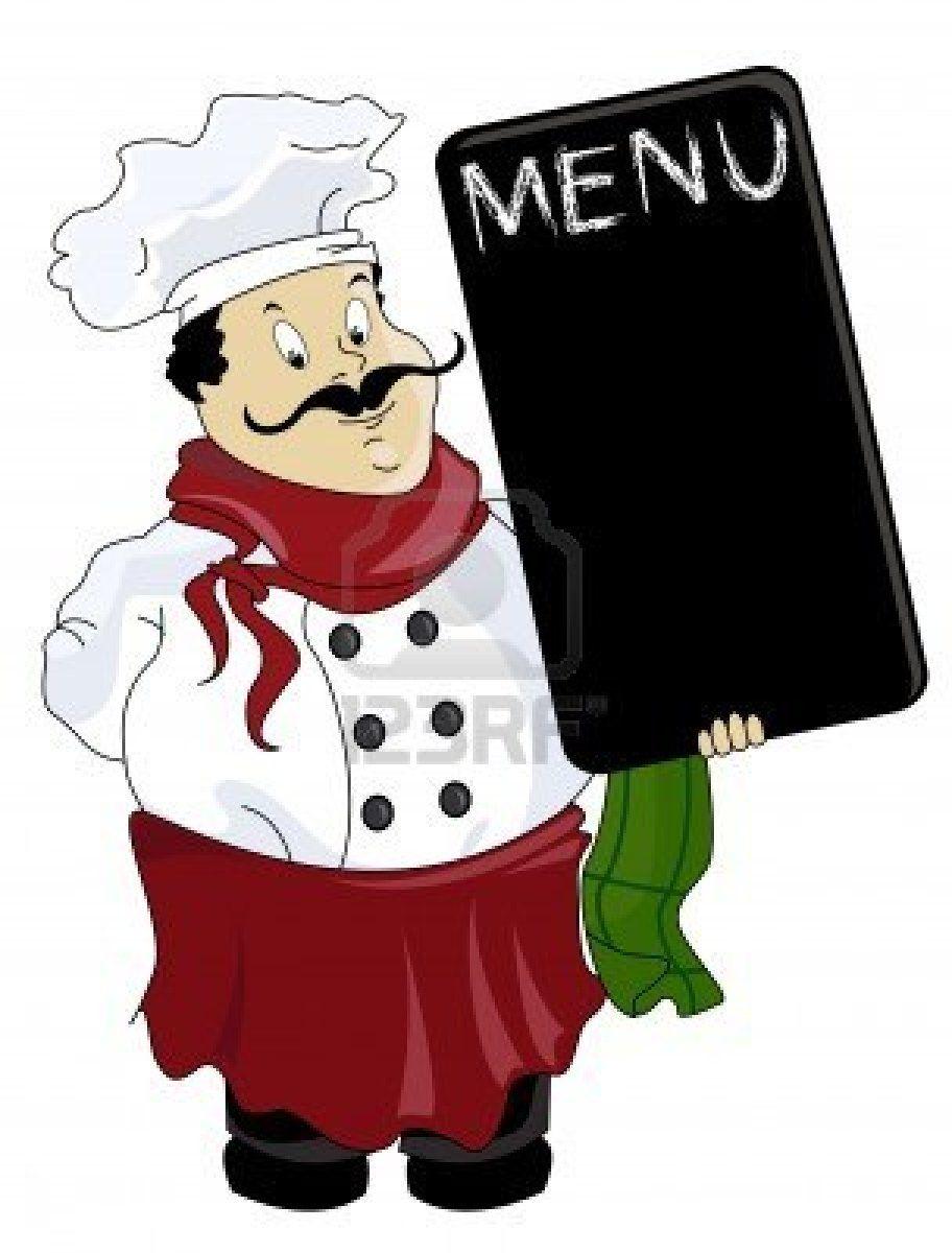 912x1200 Italian Chef Clipart Free