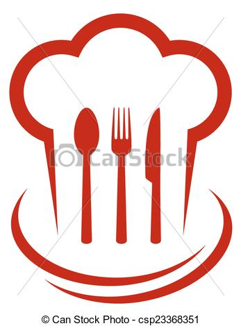 347x470 Cutlery Clipart Chef Hat