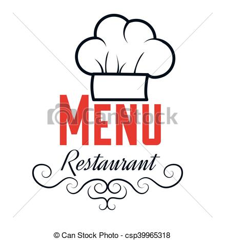 439x470 Icon Hat Chef Cooking Design Vector Illustration Eps 10 Vector