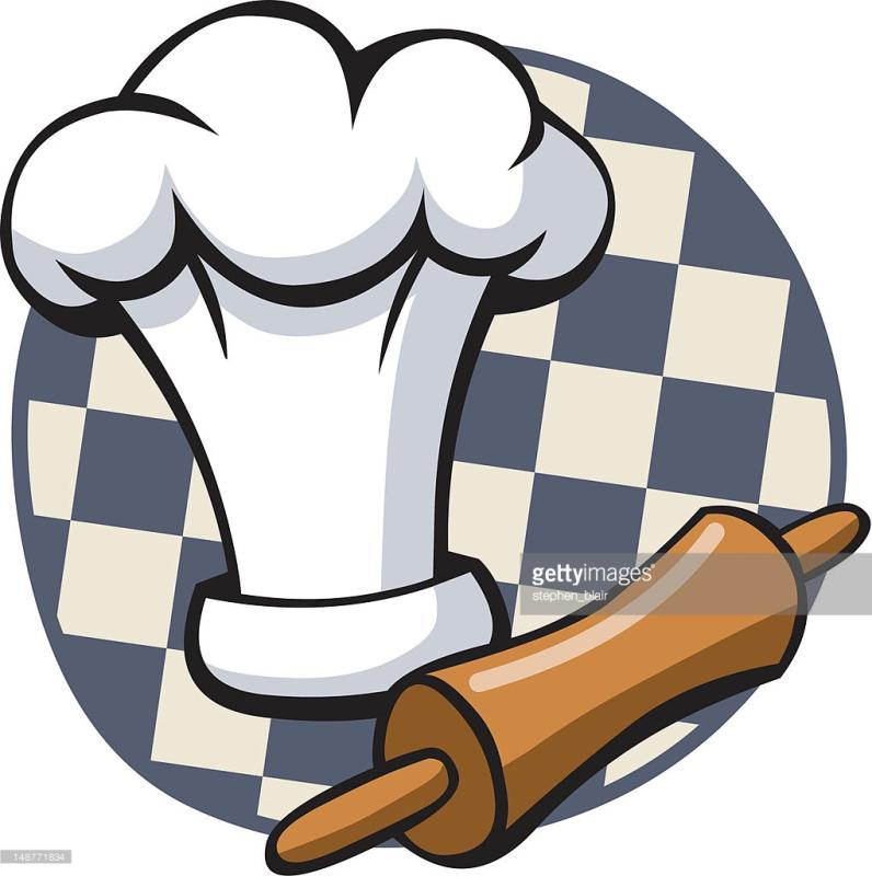 796x800 Chef Hat Clipart