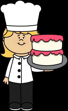 267x436 Chef Clip Art