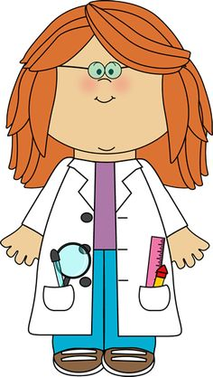236x417 Girl Scientist Clip Art