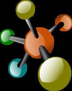 234x297 Chem Molecule Clip Art