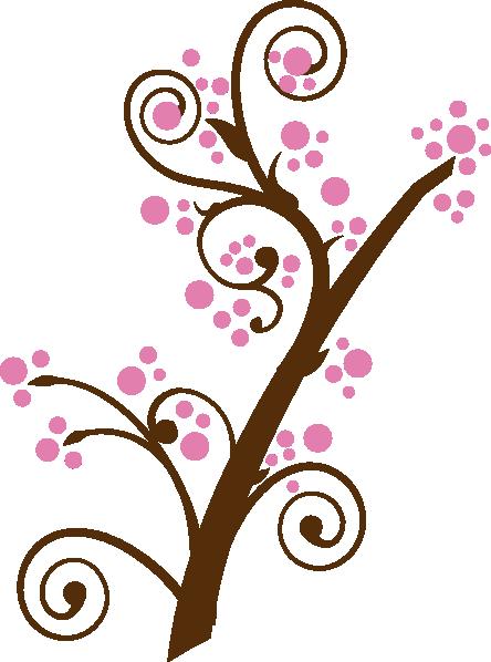 444x598 Cherry Blossom Gifs Plum Blossom Tree Clip Art