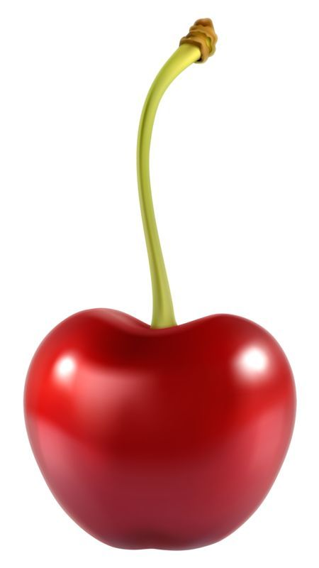 450x800 Cherry Fruit And Vegetables Clip Art Two Cherries