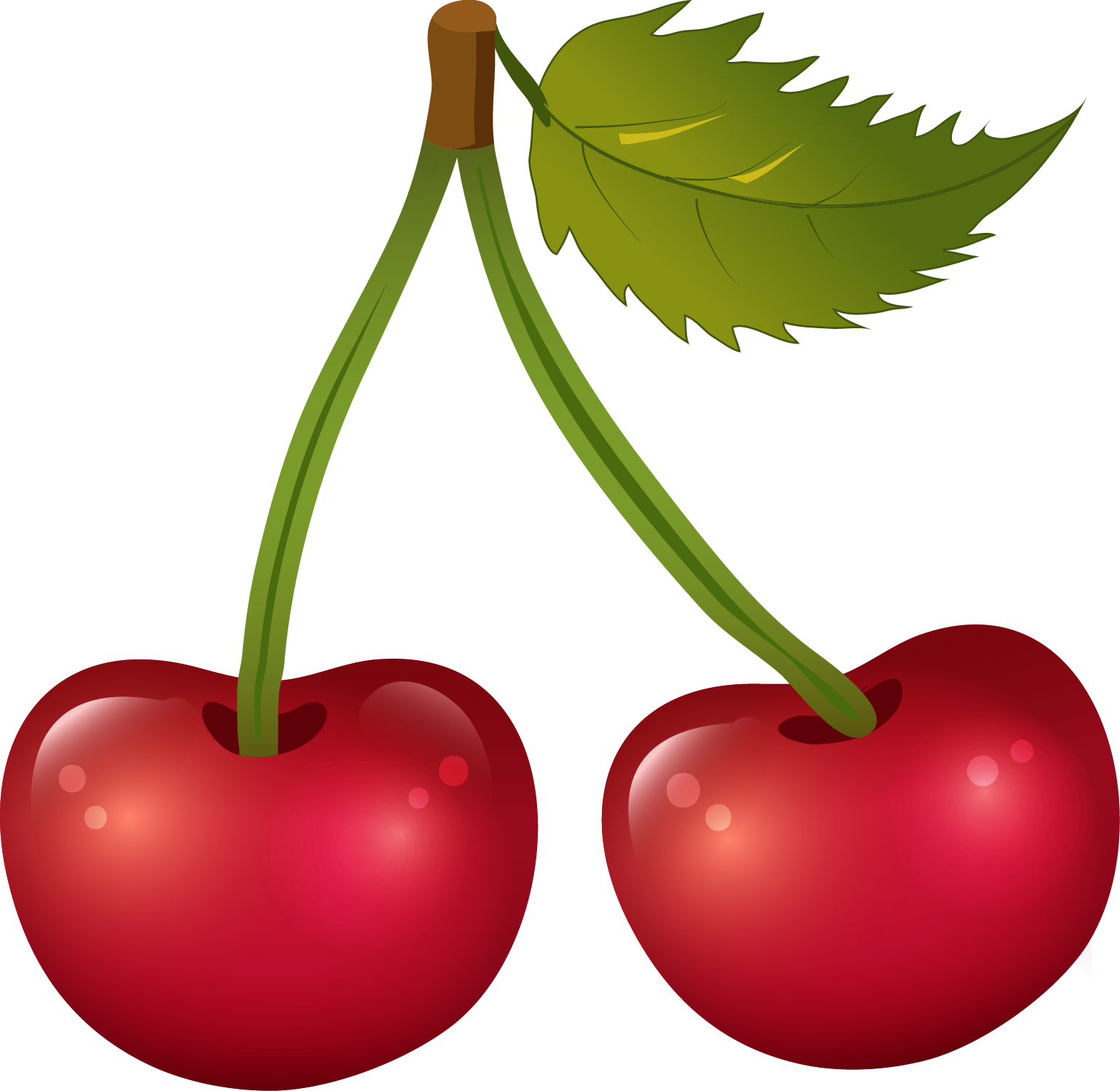 1539x1499 Cherry Png Transparent Free Images Png Only