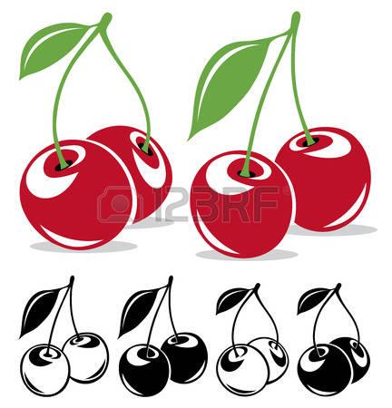 432x450 Cherry Clipart