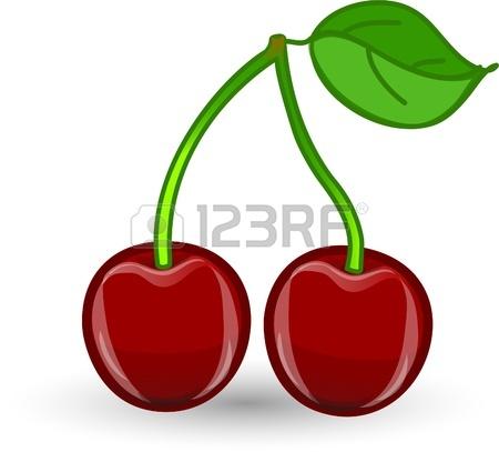 450x407 Cherry Clipart Cartoons