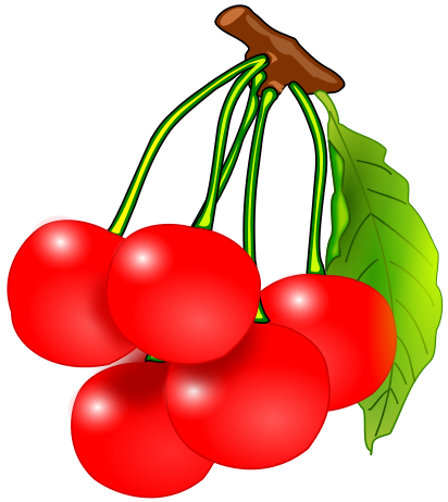 412x462 Cherry Clipart Free Cherry Clipart 1 Page Of Public Domain Clip