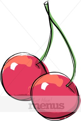 258x388 Cherries Clipart Food Graphics