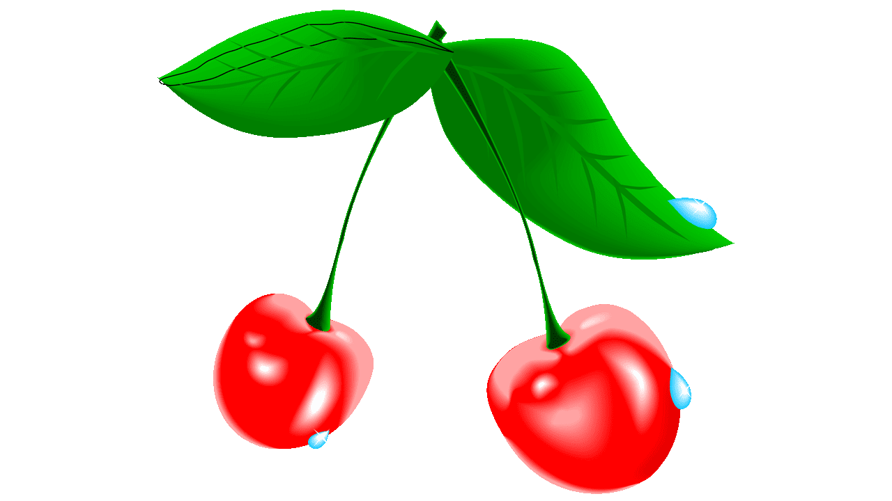 Cherry Tree Clipart