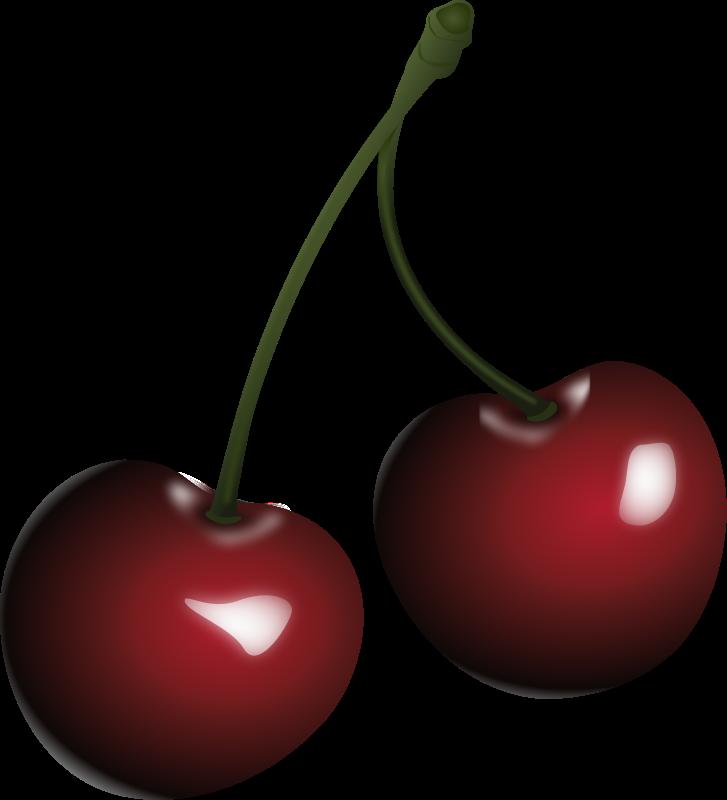 727x800 Cherry Clip Art